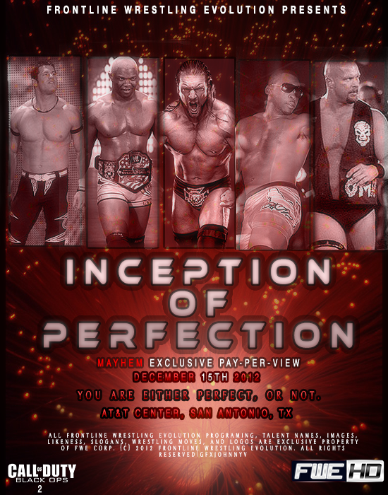 Inception of Perfection IOPoster